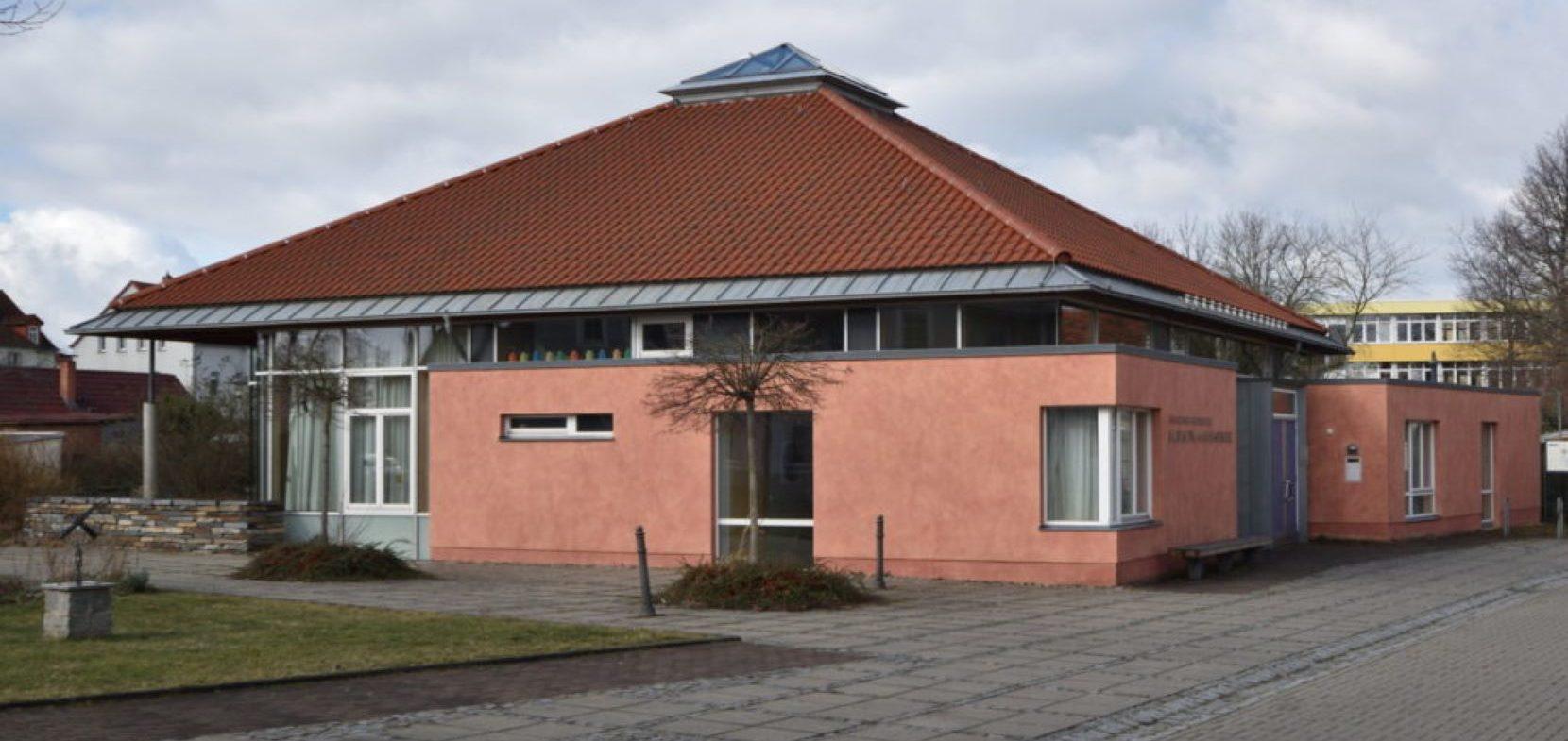 Katharina-von-Bora-Kirche in Neukieritzsch