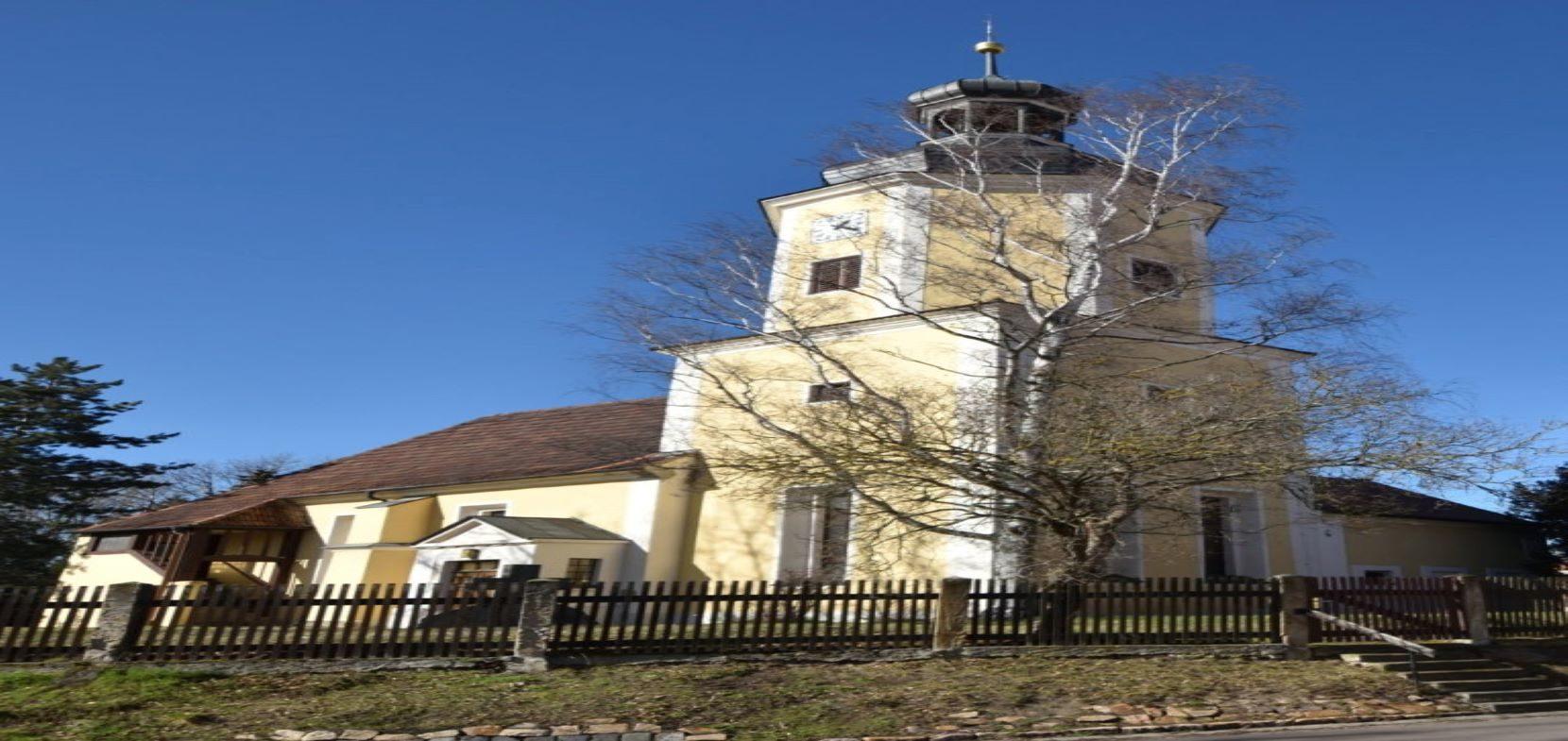 Kirche Kieritzsch