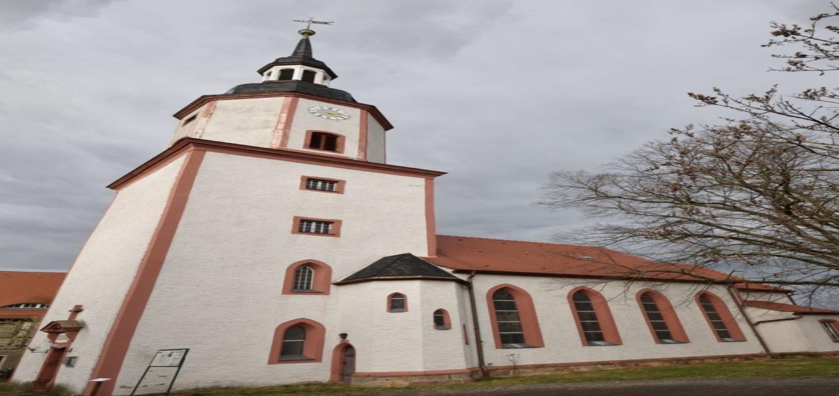 St. Laurentiuskirche Kahnsdorf